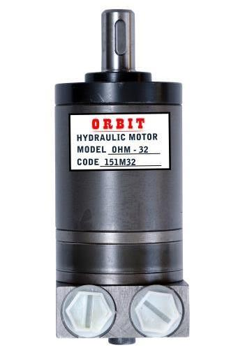 ORBIT OHM of OHM8, OHM12.5, OHM20, OHM32, OHM50 Hydraulic Orbit Motor Manufacturers in India