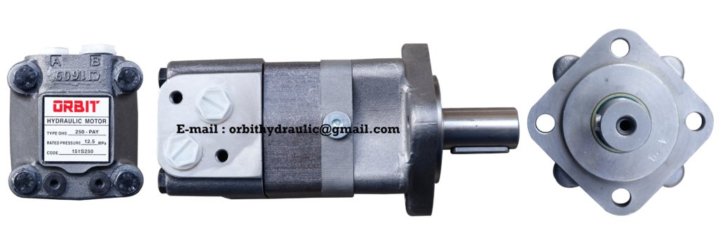 Danfoss OMS Hydraulic Motor of OMS80, OMS100, OMS125, OMS160, OMS200, OMS250, OMS315, OMS400, OMS500 Orbital Hydraulic Motor in India
