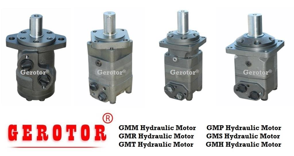 Gerotor® Hydraulic Motor GMM GMP GMR GMS GMT GMV GMH in India