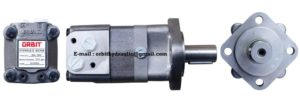 Danfoss OMS Hydraulic Motor of OMS80, OMS100, OMS125, OMS160, OMS200, OMS250, OMS315, OMS400, OMS500 Orbital Hydraulic Motor India